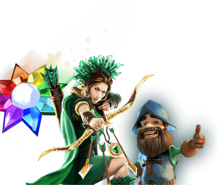 Illustration From Warlords Crystals of Power in the Best Online Casino