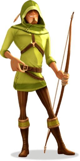 Free Spins for the Game Robin Hood: Shifting Riches at Stakers