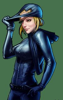 New Online Slots Illustration from Agent Jane Blonde Returns