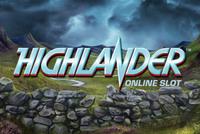 Highlander Bonus ohne Einzahlung auf Stakers