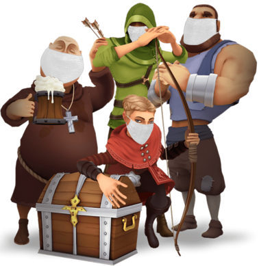 Robin Hood Bonus Ohne Einzahlung auf Stakers